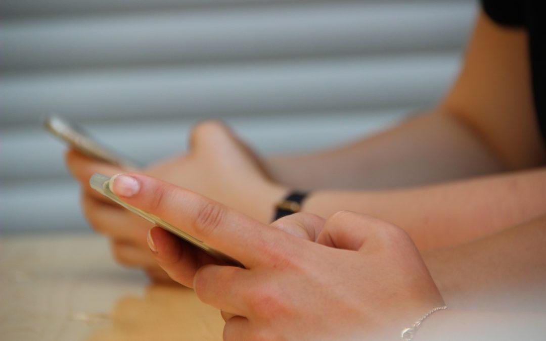 La adicción al móvil