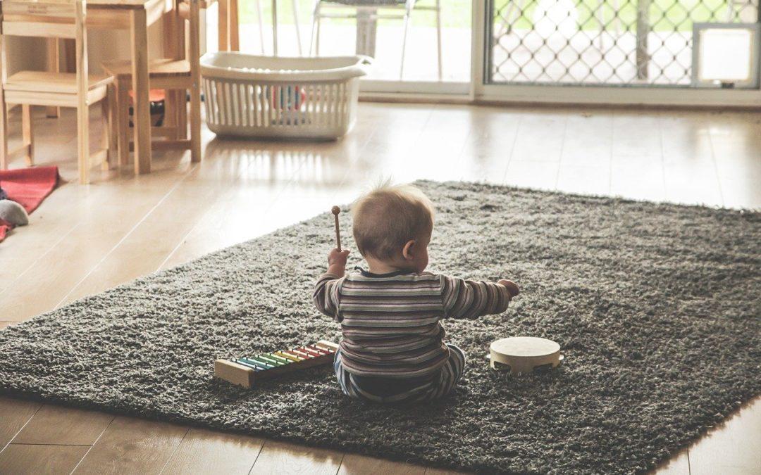 Como entretener a los niños en la cuarentena