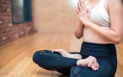 El yoga en Vidanova